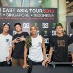 DC Shoes Southeast Asia Tour 2013