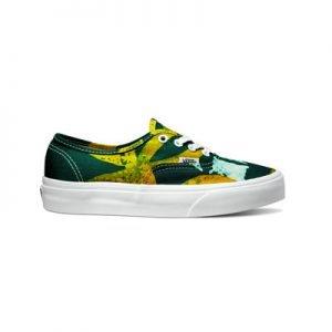 Vans x Della_Authentic_Batik_Yellow