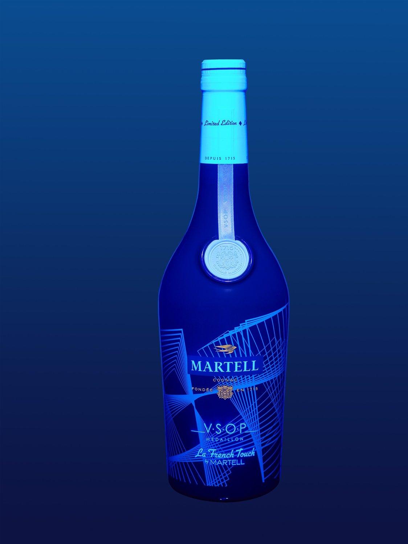 Martell La French Touch by Etienne de Crecy_ fluorescente RVB