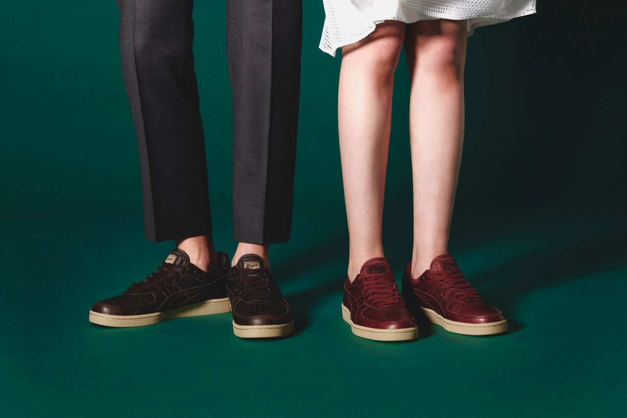 Onitsuka Tiger Presents The GSM For Autumn-Winter 2017 - Nookmag cf4f09871